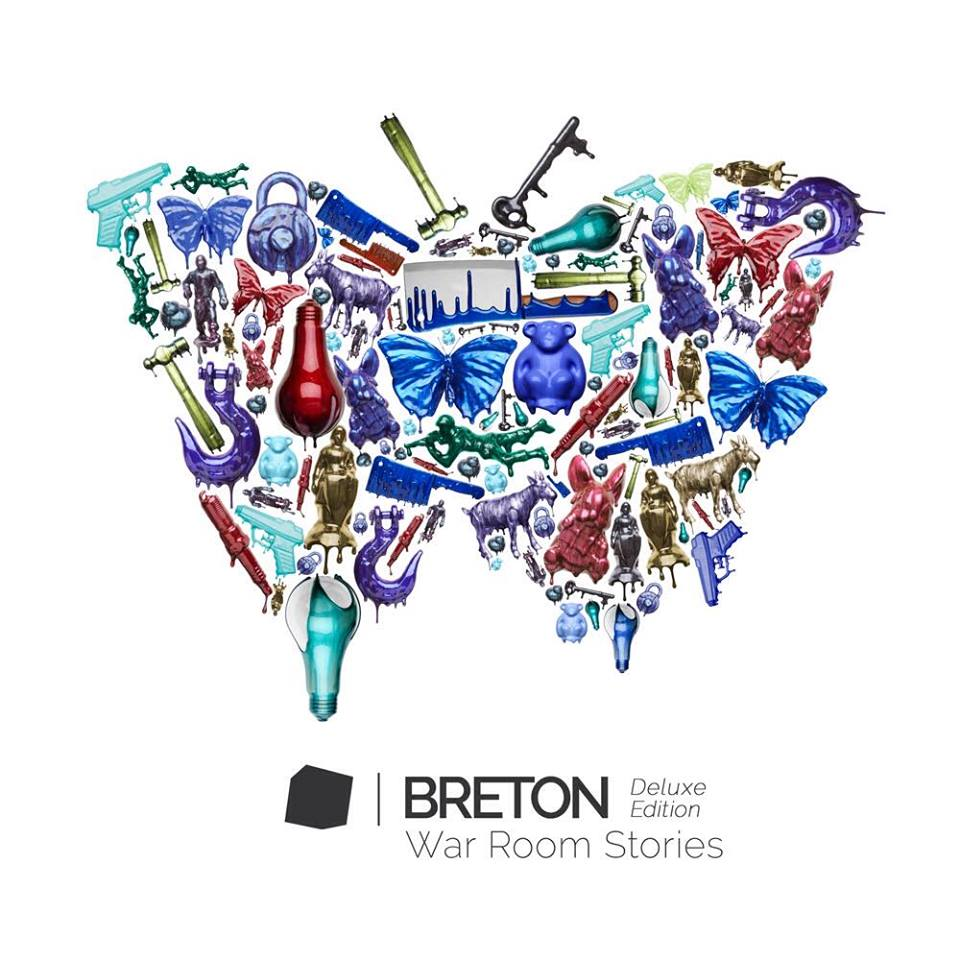 Breton - Alastair Casey : War Room Stories Deluxe Edition