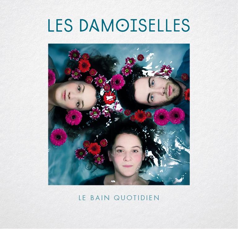 Les Damoiselles x Ondine Simon - Le Bain Quotidien