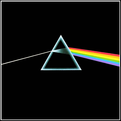 Pink Floyd - Storm Thorgerson - Dark Side Of The Moon