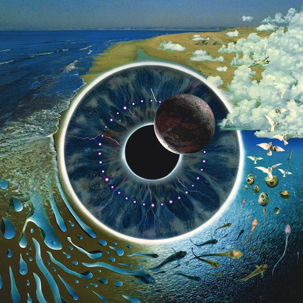 Pink Floyd x Storm Thorgerson – «Pulse»