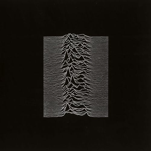 Joy Division x Peter Saville - Unknown Pleasures (1979)