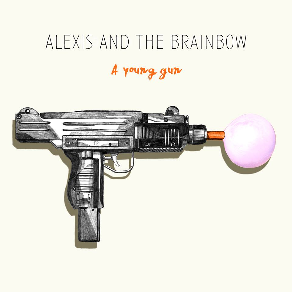 Alexis and the Brainbow x Todd Borka - A Young Gun