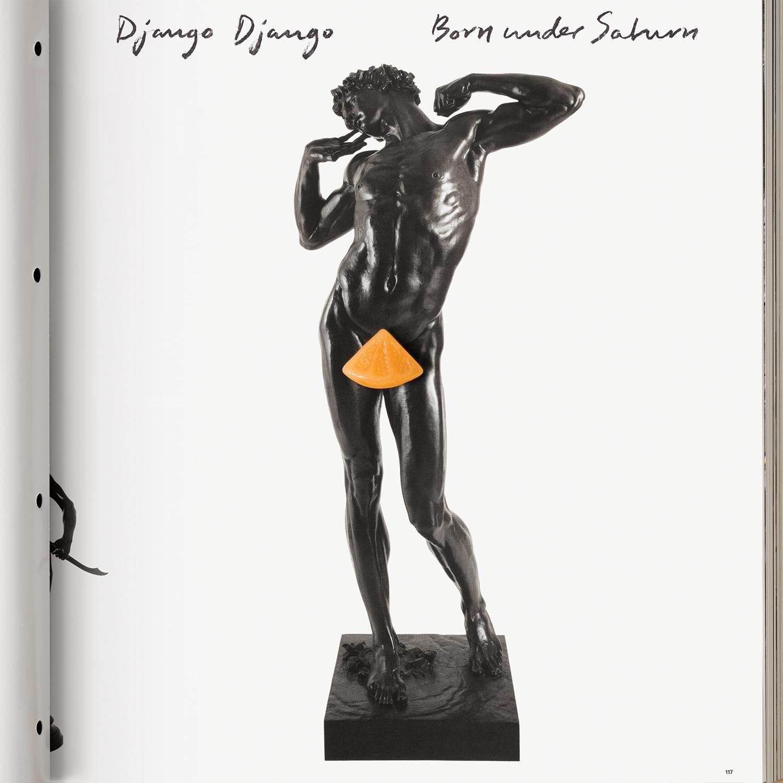 Django Django x Korallia Stergides – Born Under Saturn