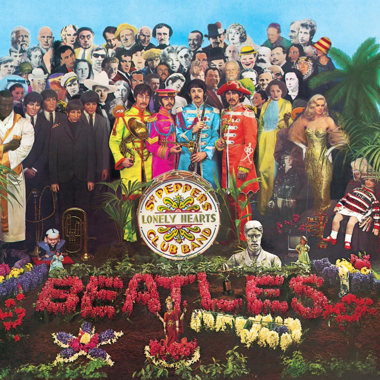 The Beatles - SgtPepper