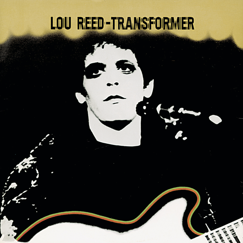 Lou Reed x Mick Rock – Transformer