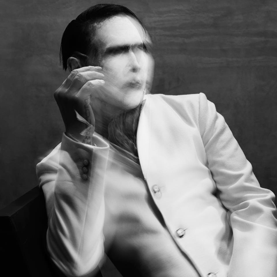Marilyn Manson x Nicholas Cope - The Pale Emperor
