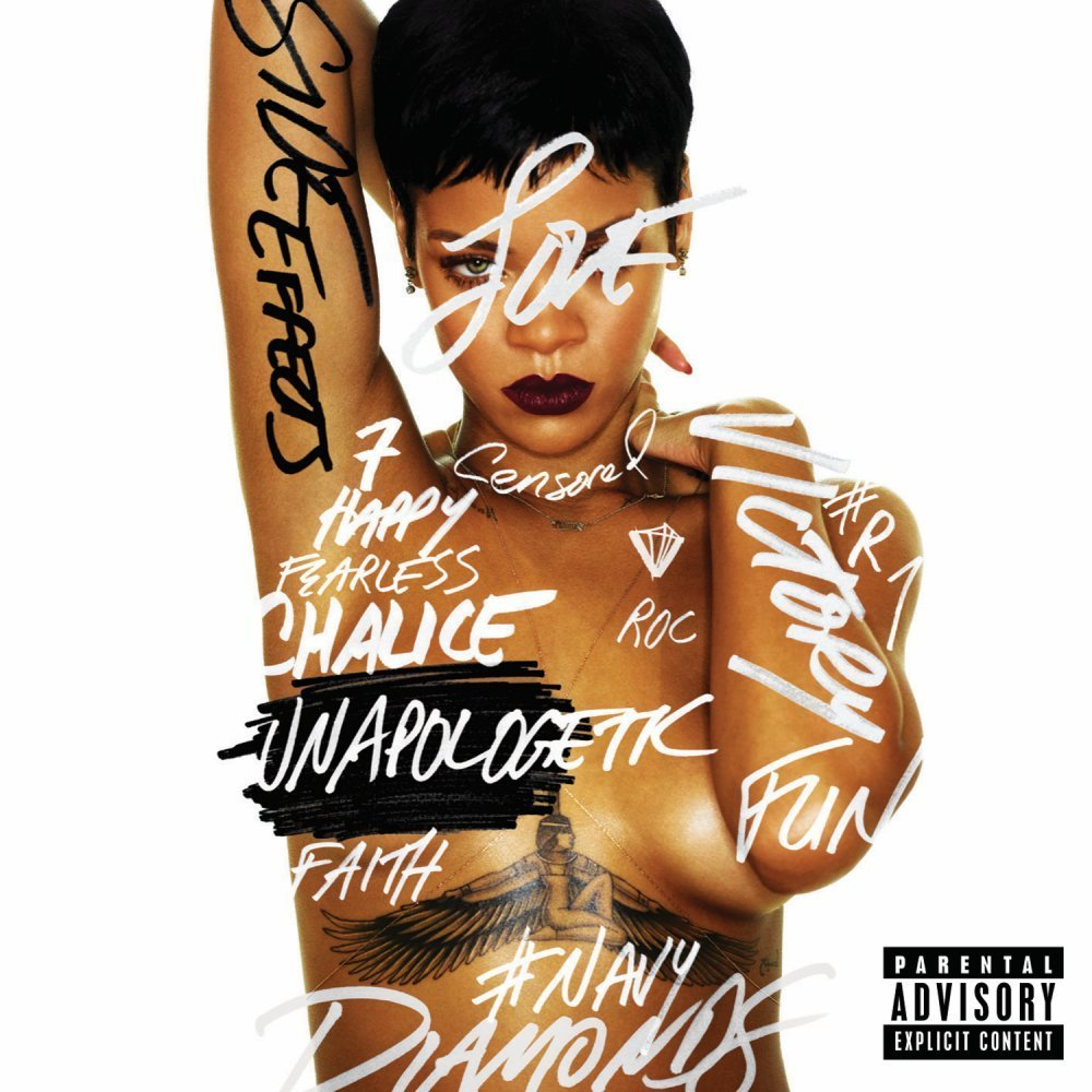 Rihanna - Unapologetic (2012)