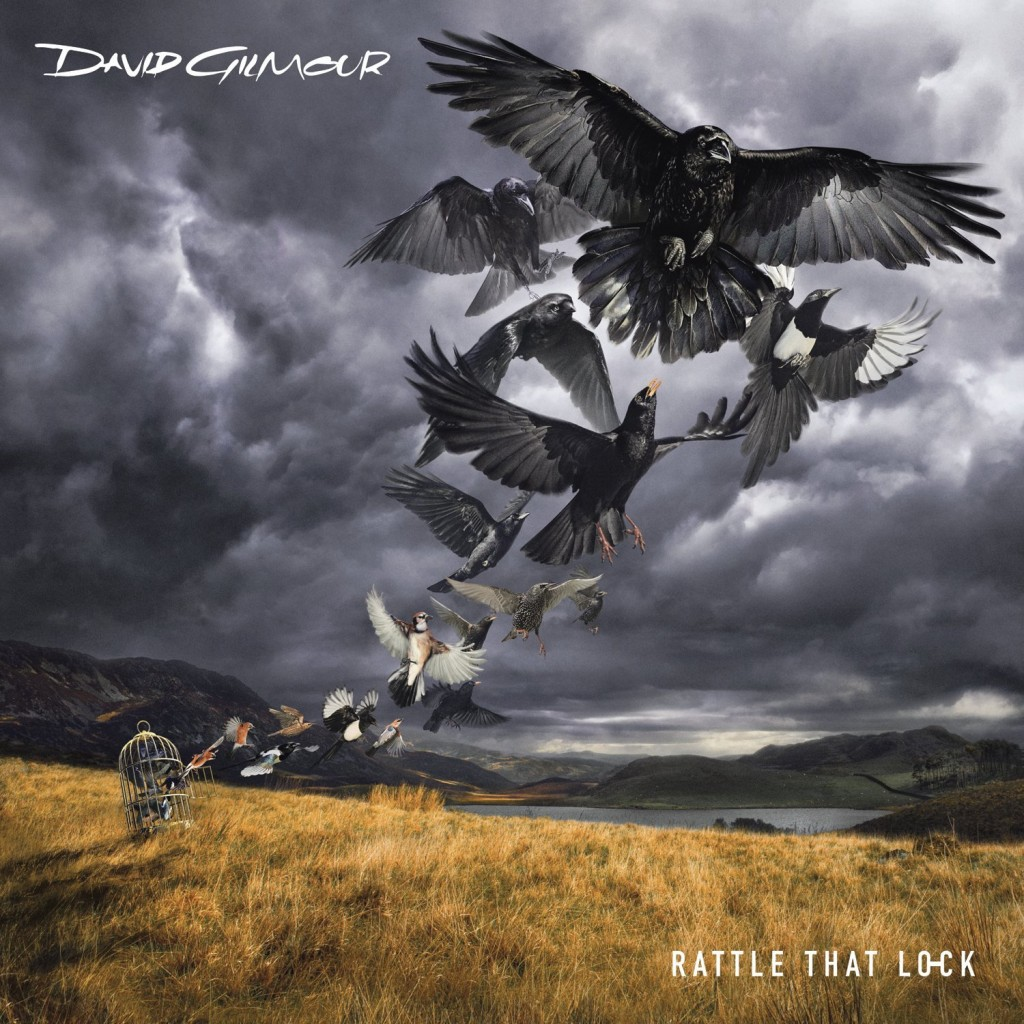 David Gilmour x Dave Stansbie - Rattle That Lock