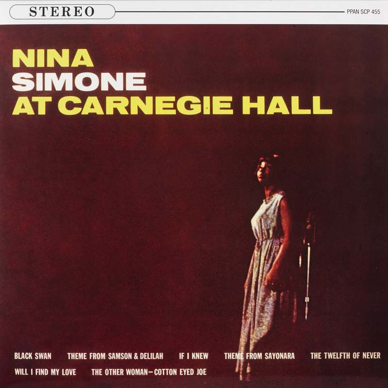 Nina Simone – At Carnegie Hall