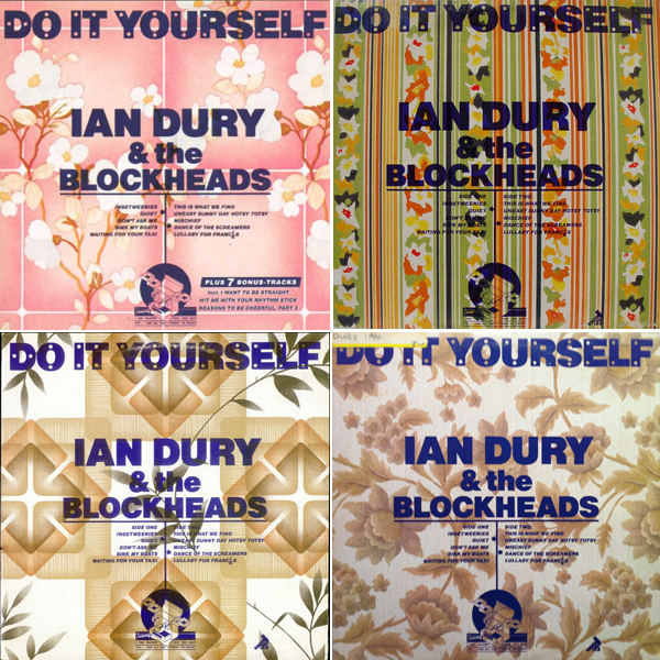 Do It Yourself – Ian Dury & the Blockheads