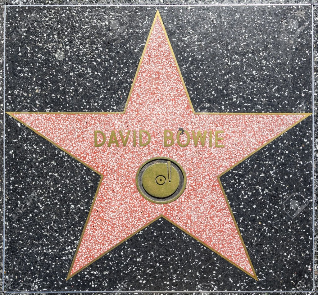 David Bowie - Hollywood Boulevard