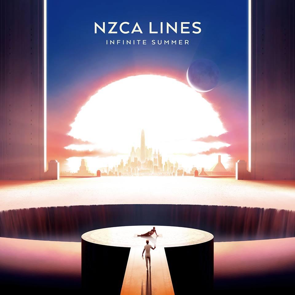 Nzca Lines x Christopher Balaskas – Infinite Summer