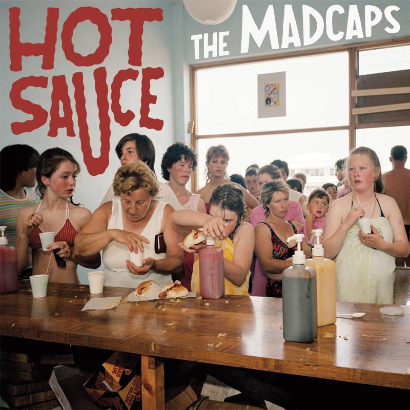 The Madcaps x Martin Parr – Hot Sauce