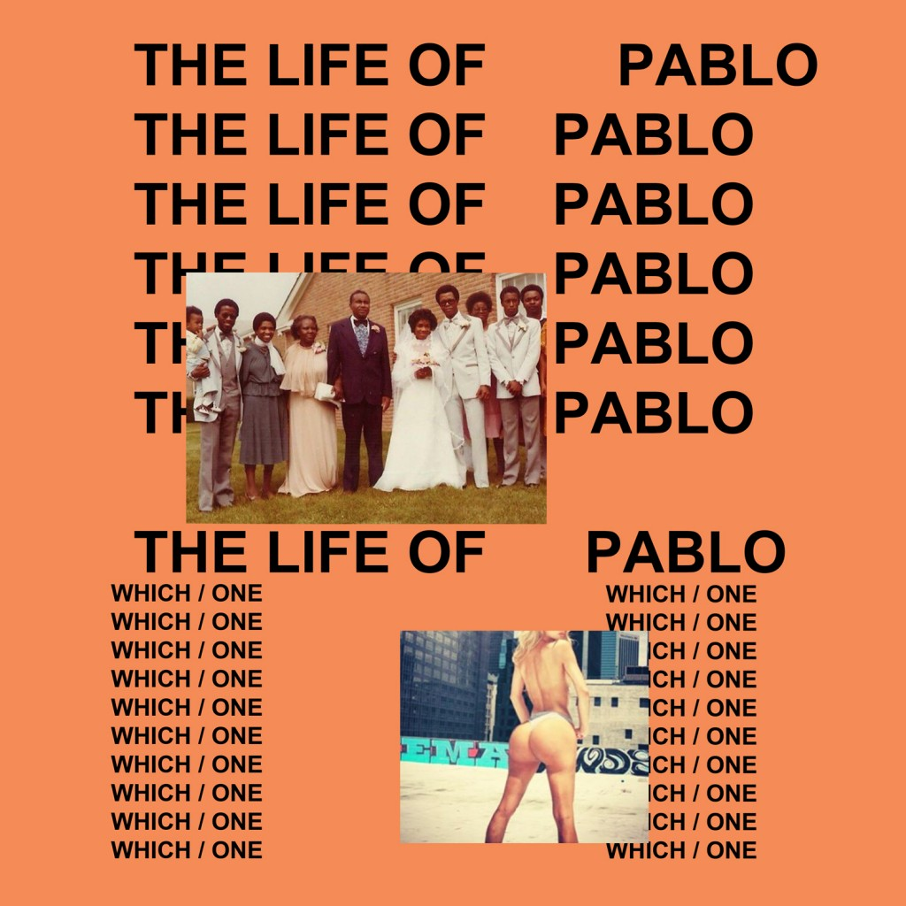 Kanye West x Peter De Potter - The Life Of Pablo