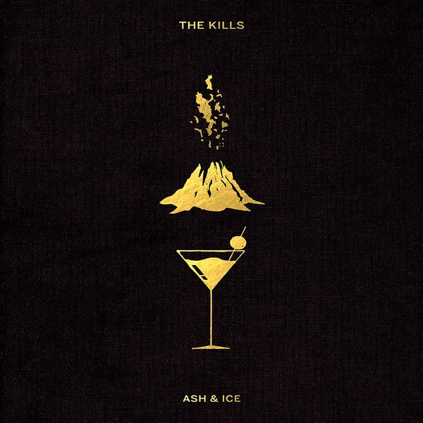The Kills x Brian Roettinger - Ash & Ice