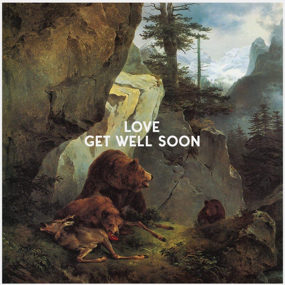 Get Well Soon x Friedrich Gauermann - Love