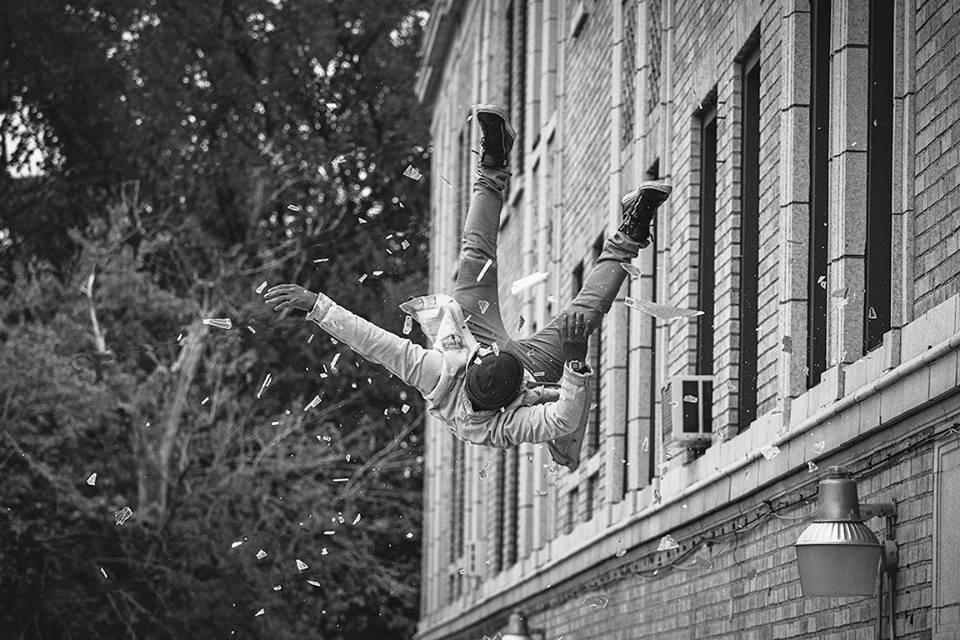 Kyle La Mere - Original photo