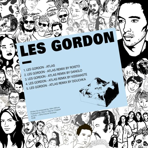 Les Gordon - Atlas