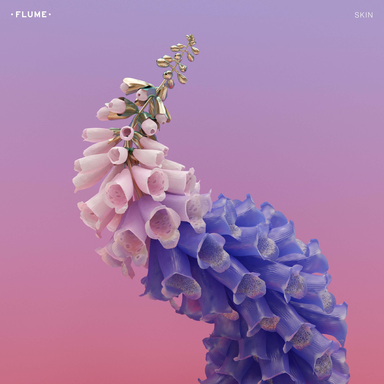 Flume x Jonathan Zawada - Skin