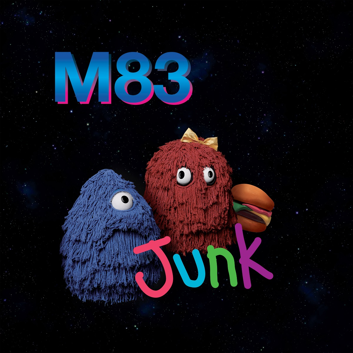M83 x Anthony Gonzalez x Tom Kent – Junk