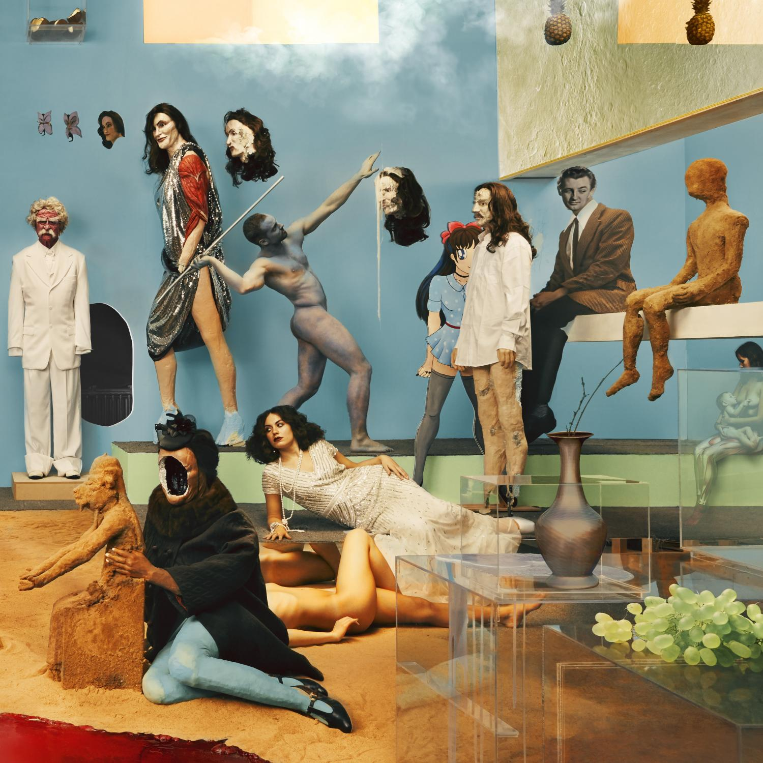 Yeasayer x David Altmejd – Amen & Goodbye