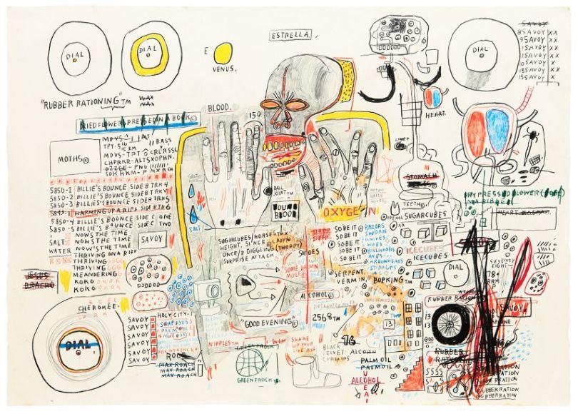 Basquiat - United Estrella