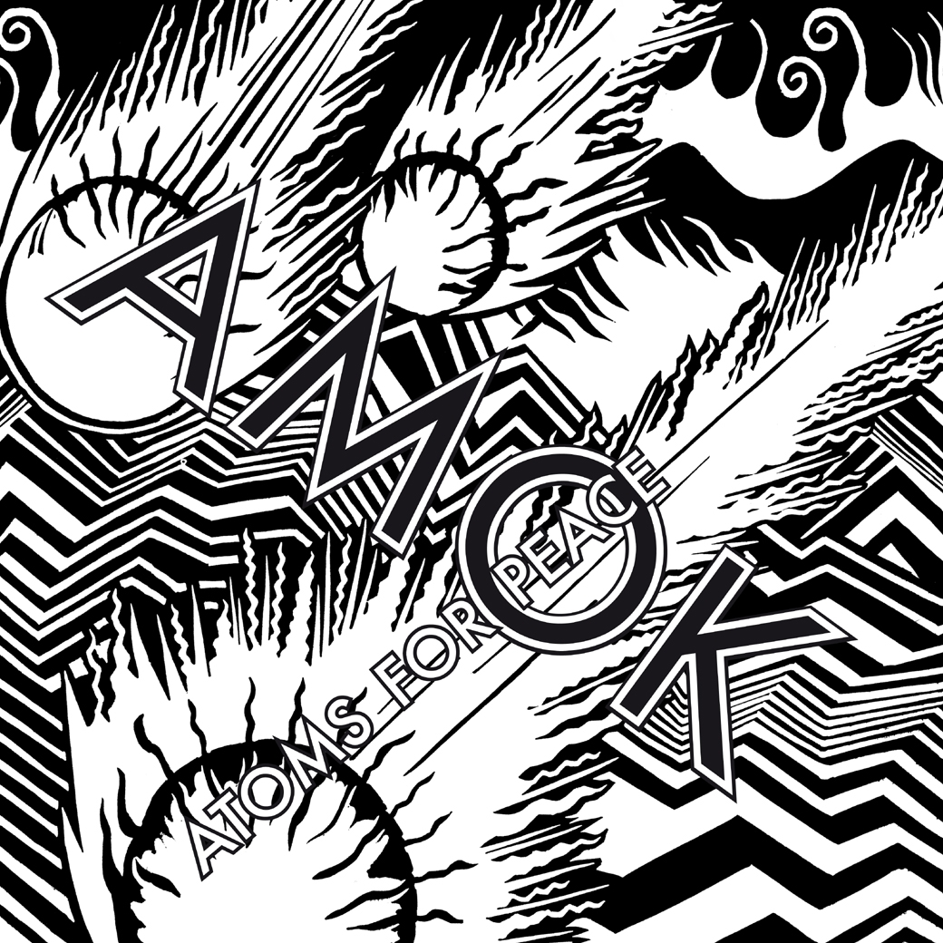 Atoms For Peace x Stanley Donwood - Amok