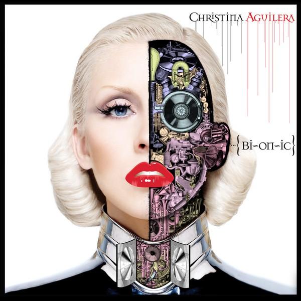 Christina Aguilera x D*Face - Bionic