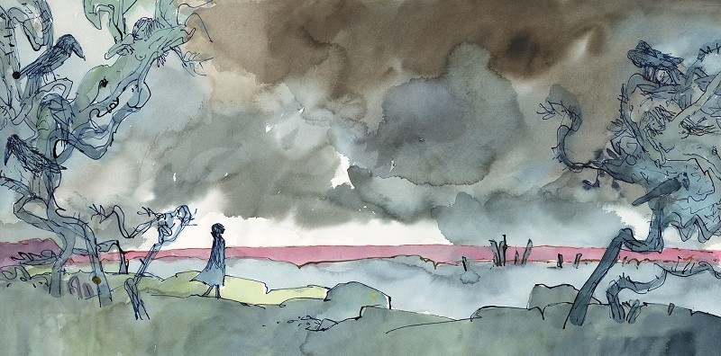 James Blake - Sir Quentin Blake - The Colour In Anything
