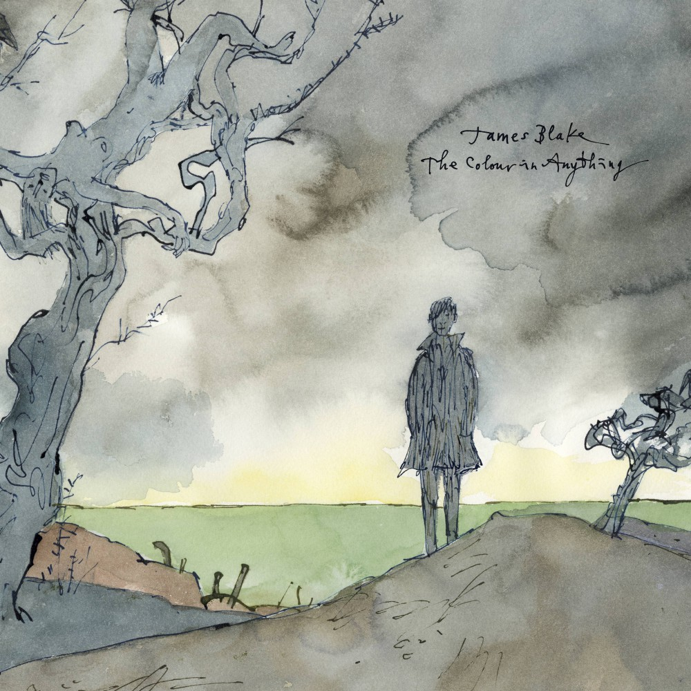 James Blake x Sir Quentin Blake - The Colour In Anything