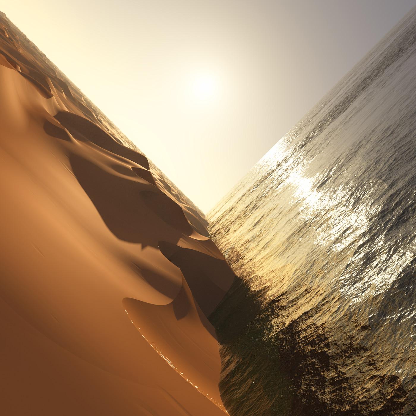 Mark Pritchard x Jonathan Zawada - Under the Sun