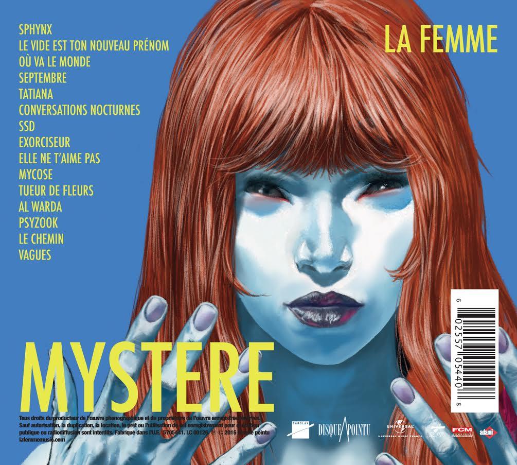 La Femme x Tanino Liberatore – Mystère (back)