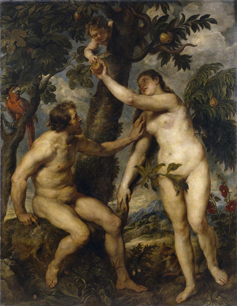 Rubens - Adam & Eve