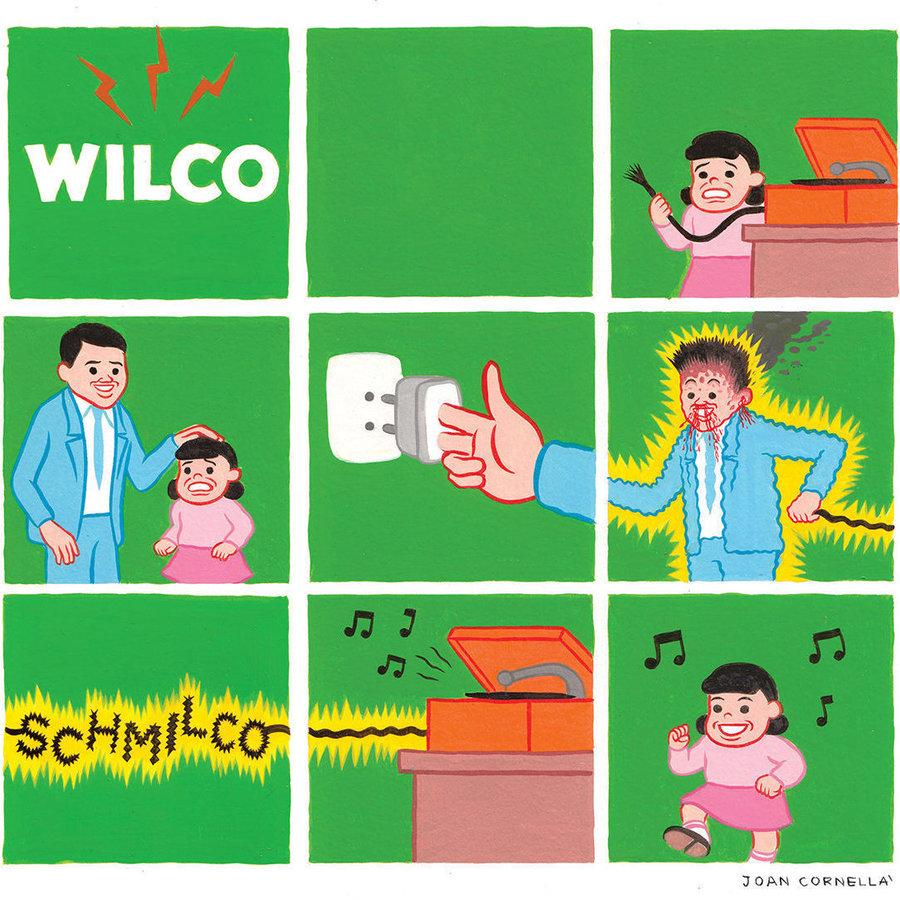 Wilco x Joan Cornellà - Schmilco