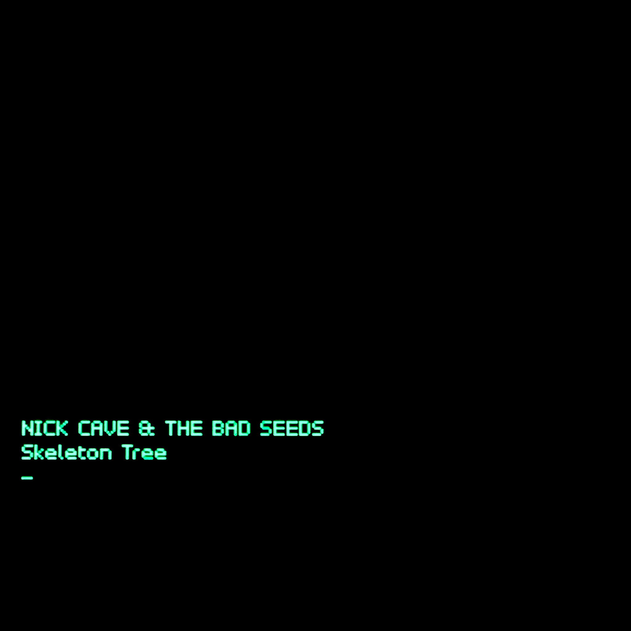 Nick Cave & The Bad Seeds x Hingston Studio – Skeleton Tree