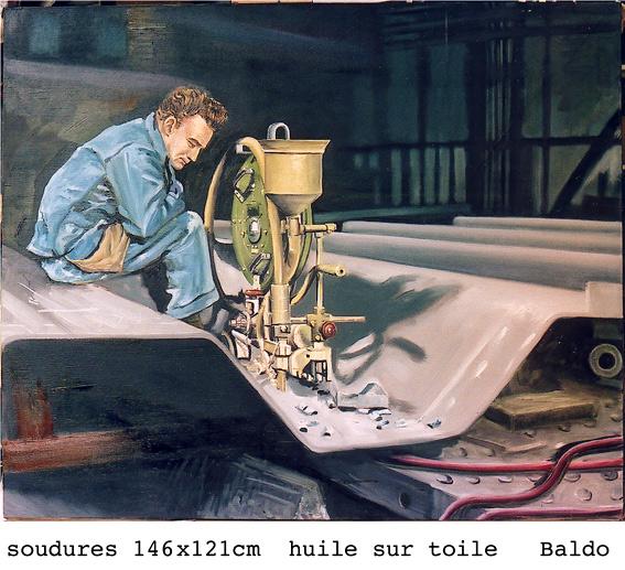 Baldo - Soudures