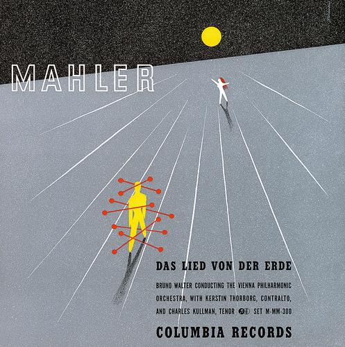 Das Lied von der Erde (Mahler), Bruno Walter et le Vienna Philharmonic Orchestra Columbia, 1943