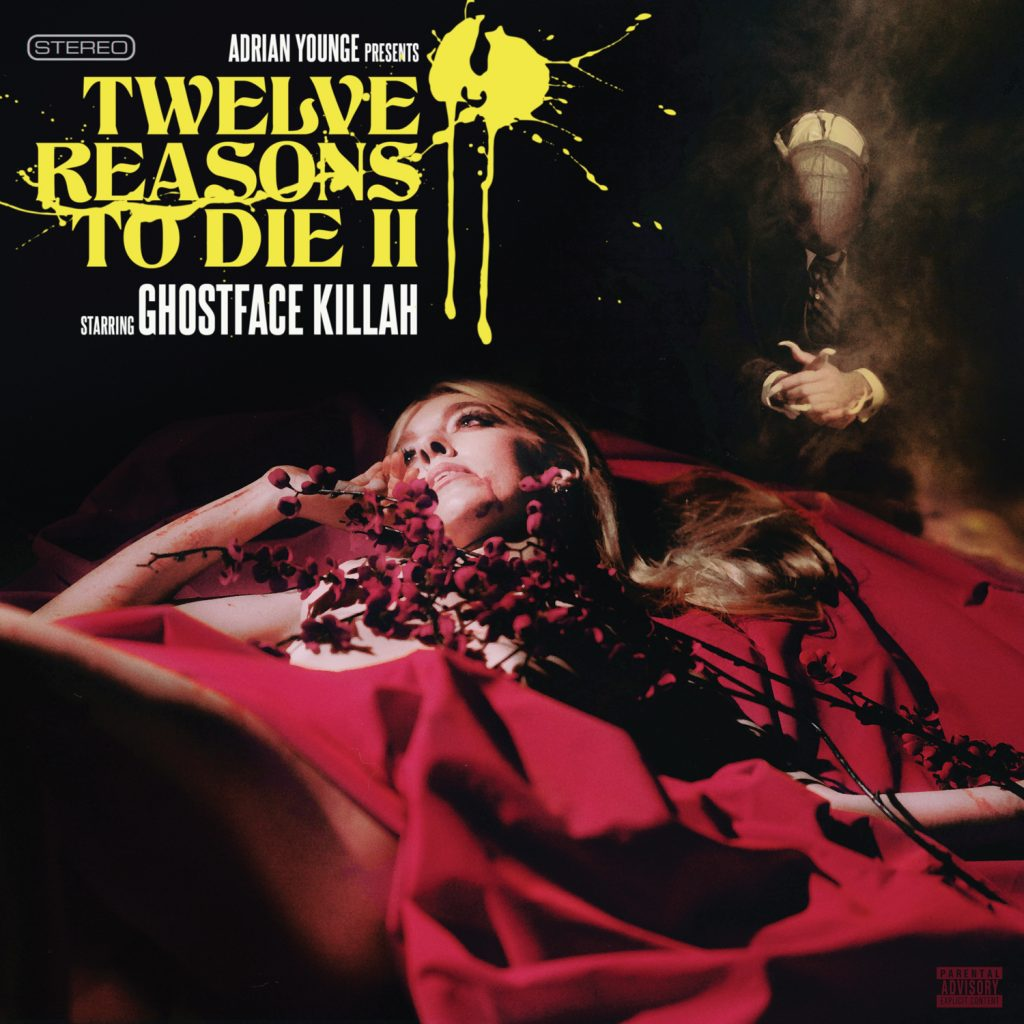 Ghostface Killah x The Artform Studio - Twelve Reasons to Die II (2015)