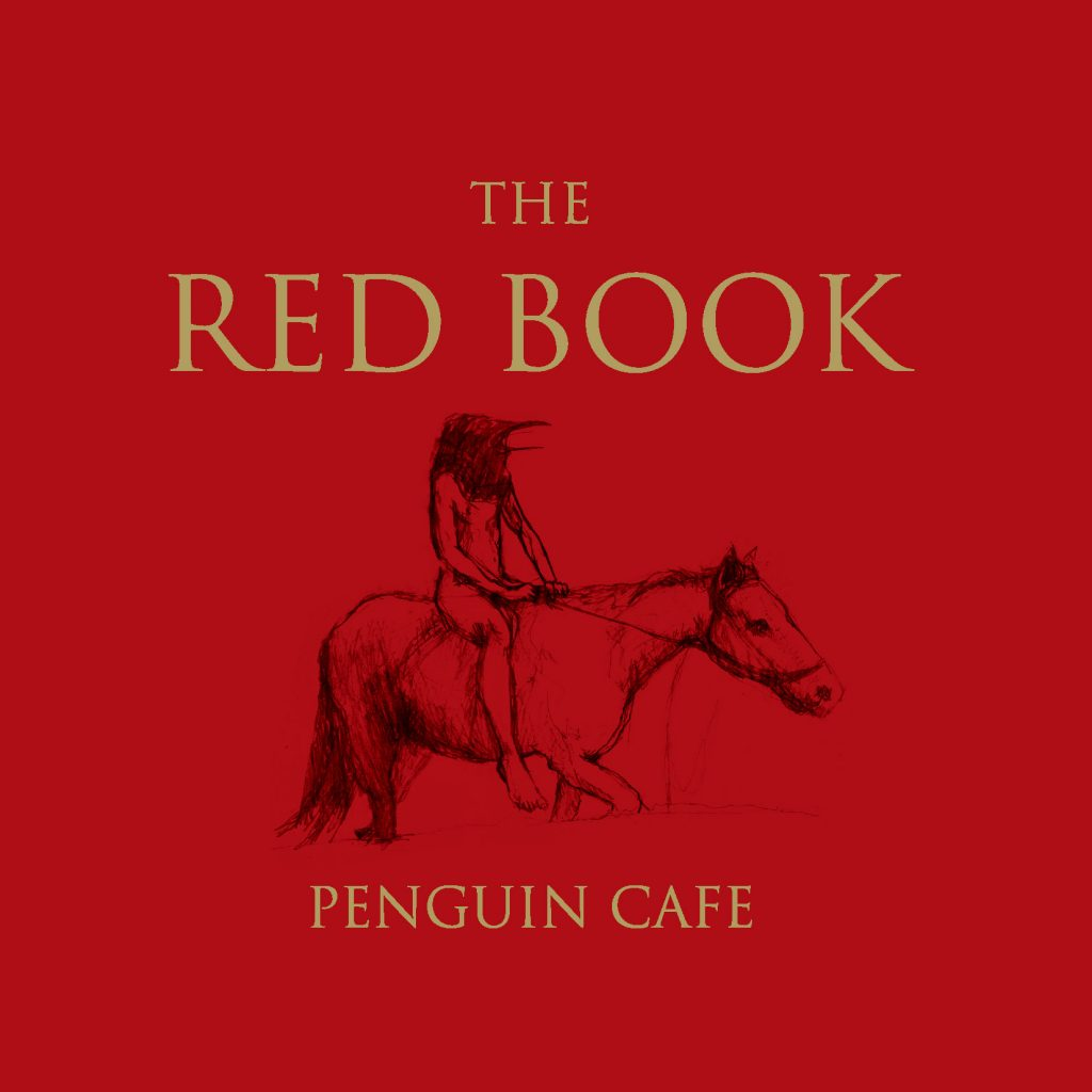 Penguin Cafe x Emily Young — The Red Book (2014)