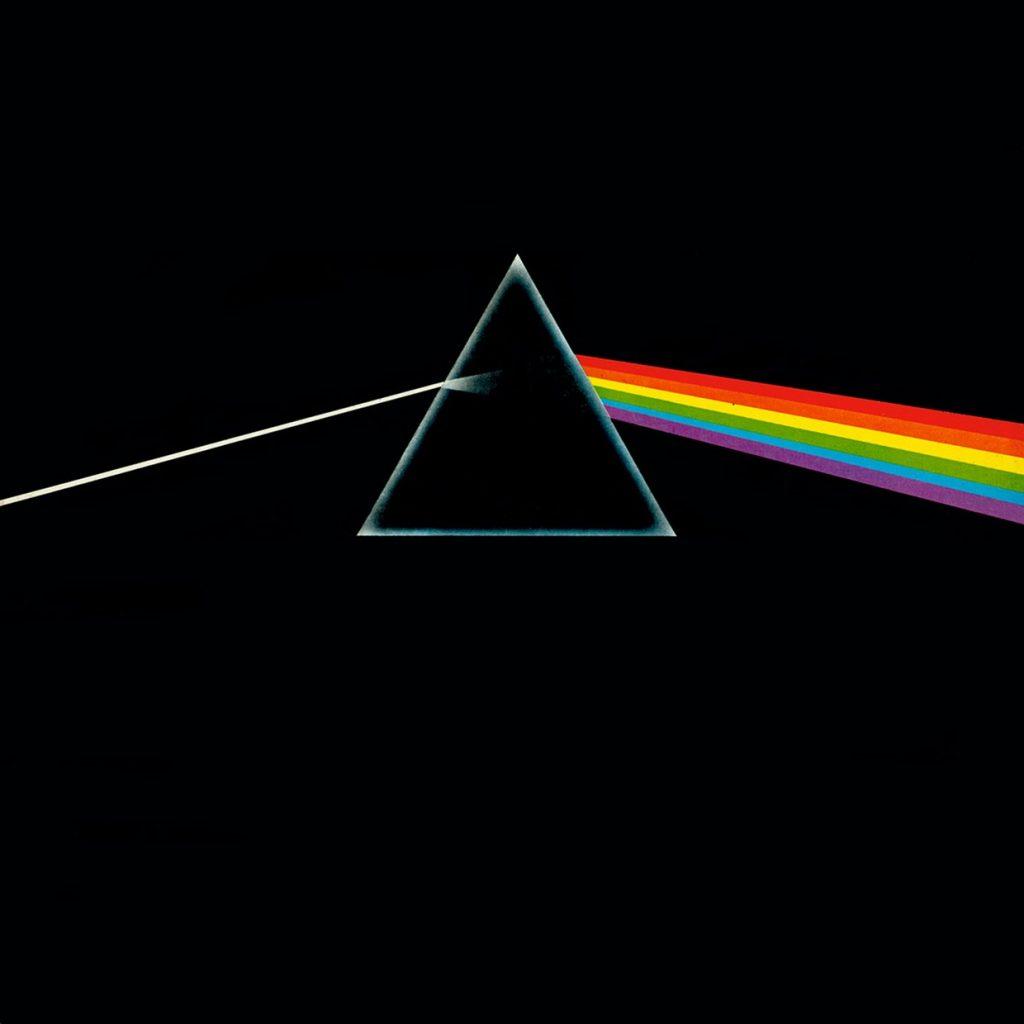 Pink Floyd x Hipgnosis x George Hardie - Dark Side of the Moon (1973)