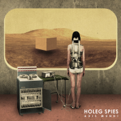 Holeg Spies x Julien Pacaud — Axis Mundi