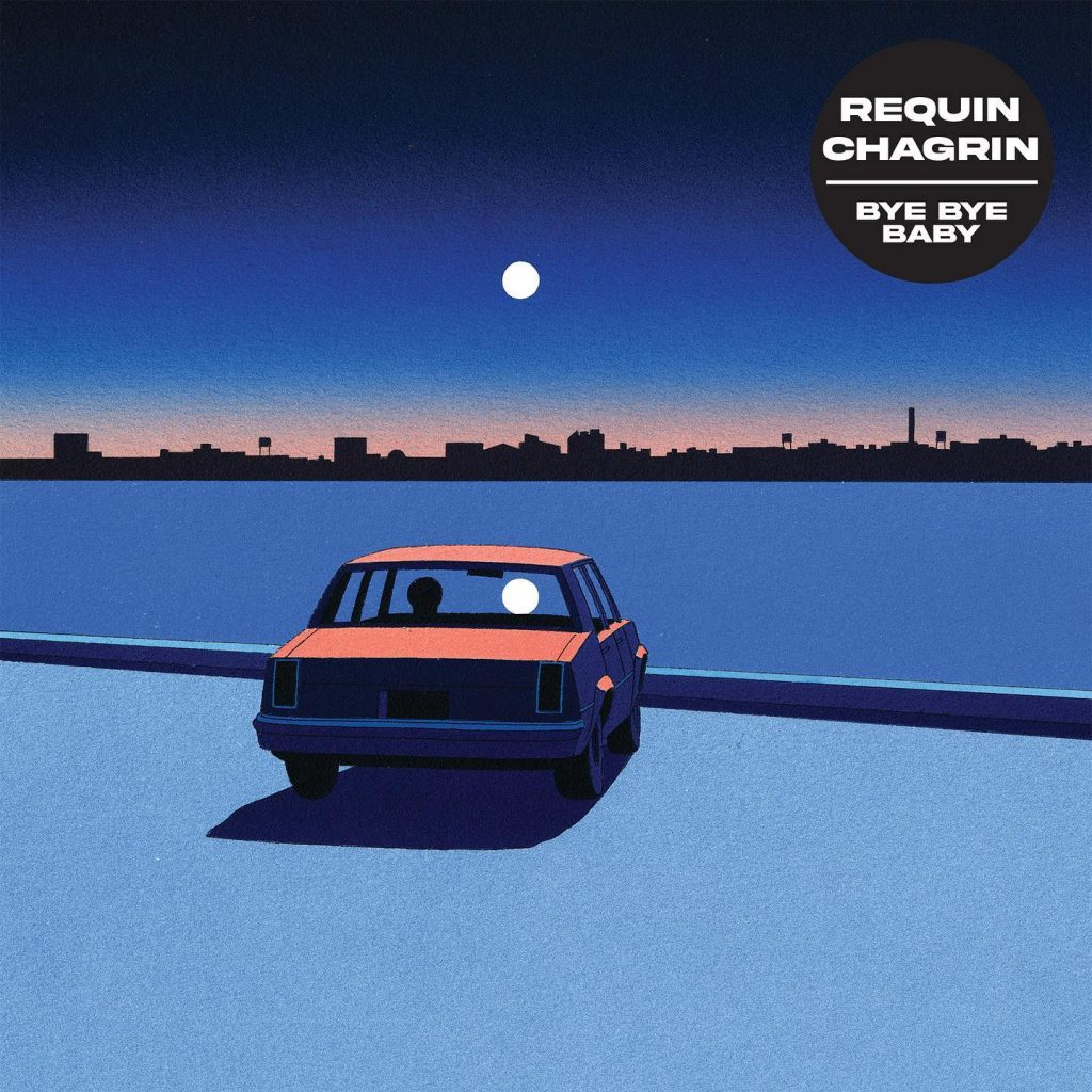 Requin Chagrin x Guy Billout — Bye Bye Baby