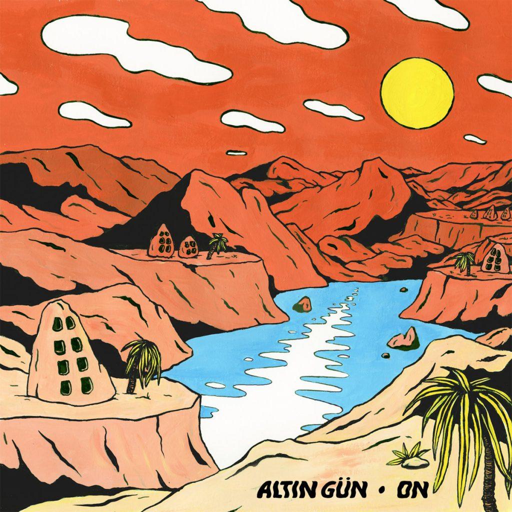 Altın Gün x Floor van het Nederend – On (2018)